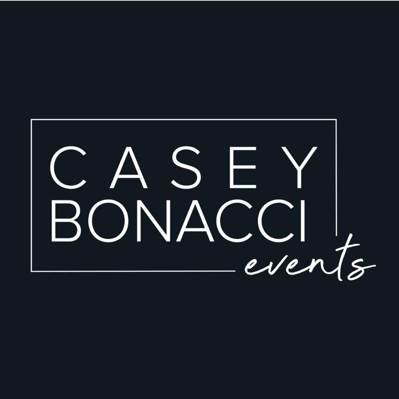 Casey Bonacci Events - Logo