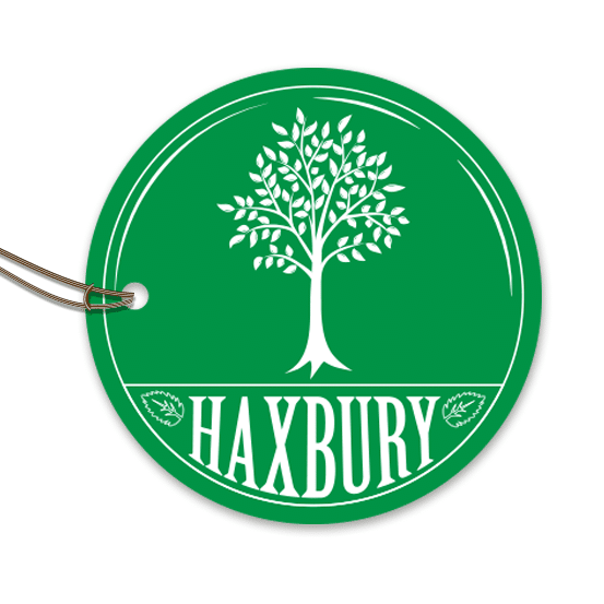 Haxbury Swing Tag